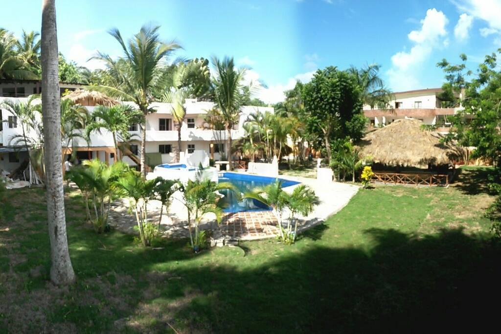 Apartamento 9 condominiums for rent in cabarete puerto plata dominican republic - Apartamentos puerto plata ...