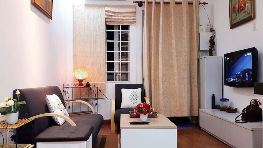 Lovely Home in Central of Saigon - Ho Chi Minh City - Apartment