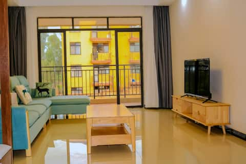 Spacious Private Room (ensuite), Kigali @ MyPlace