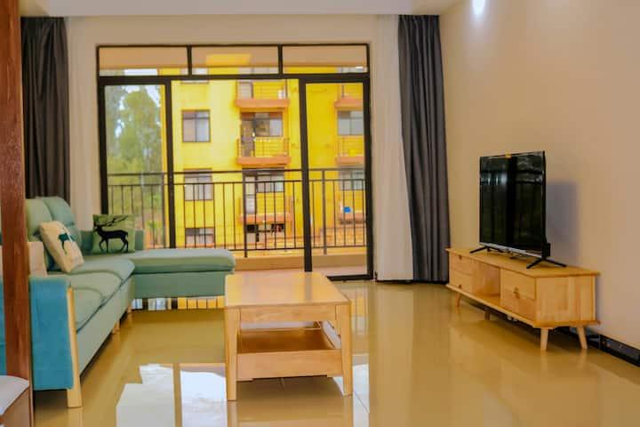 Elegant 3 Bedroom Apartment , Kigali @ MyPlace