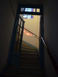 Gran habitación con balcón - Buenos Aires