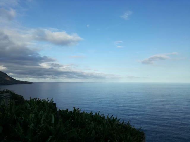 Apartamento con vistas al mar. - Santa Cruz de la Palma - Flat