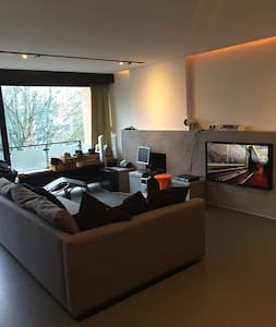 Modern central & spacious, easy access to Xpo - Kortrijk - Wohnung