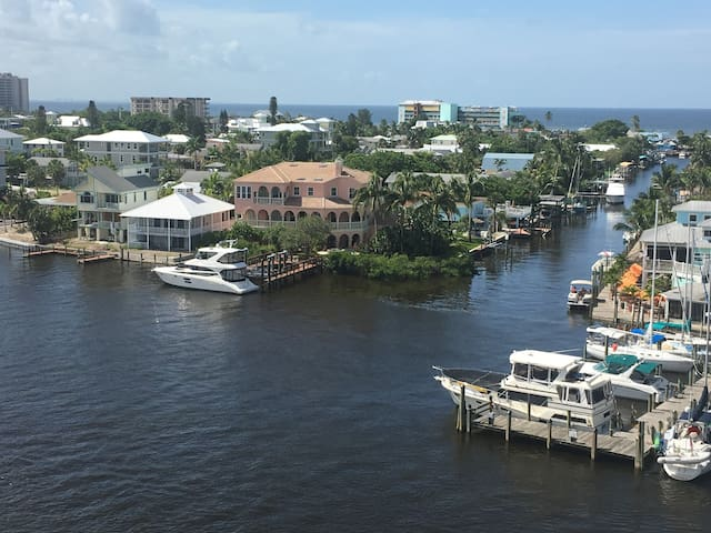 2bed condo 15 min to Ft Myers Beach - Fort Myers - Apartment