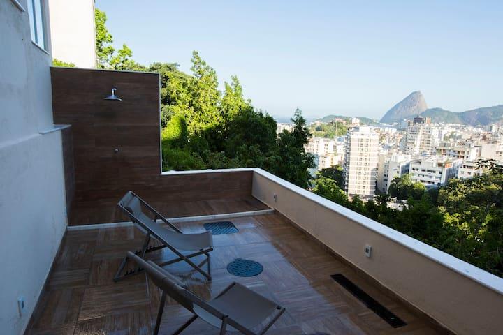 1- AMAZING FLAT IN RIO DE JANEIRO 201/301