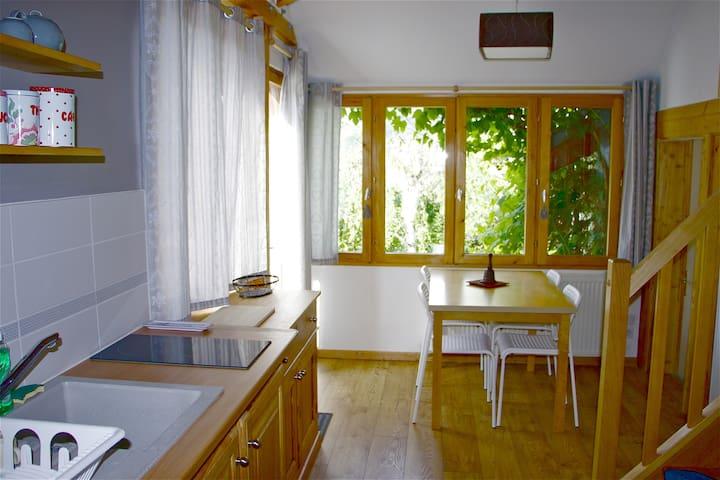Appartement avec jardin proche de la vieille ville - Briançon - Apartment