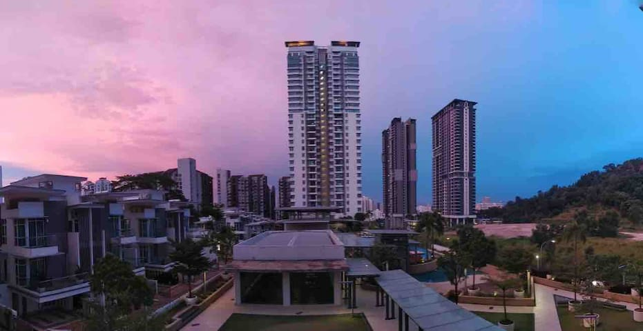 Budget Backpackers Friendly Room -  Bangsar South