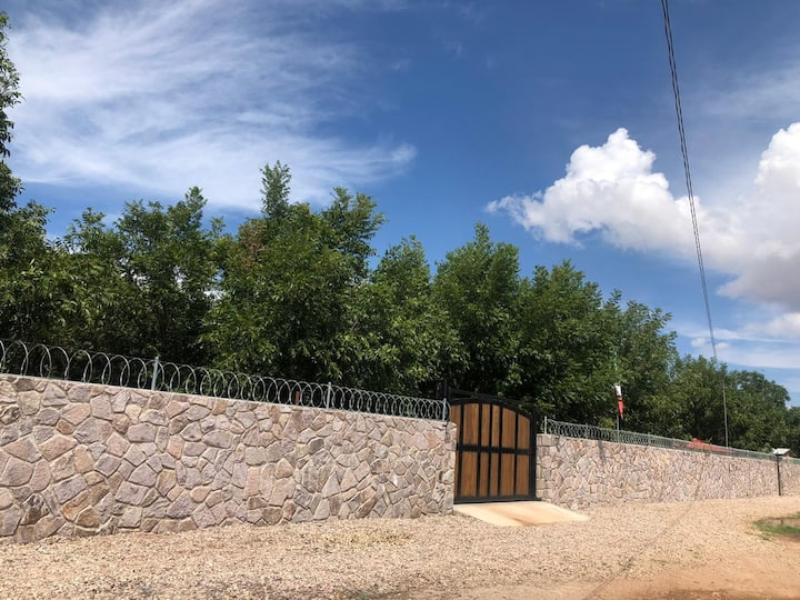 Granja ODI - Casa de Campo con Alberca y Jacuzzi