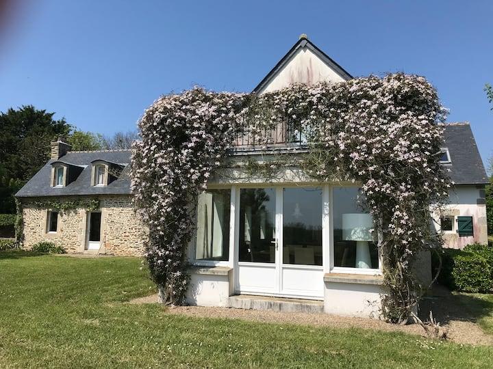 Grande maison familiale - sud ouest de la Bretagne