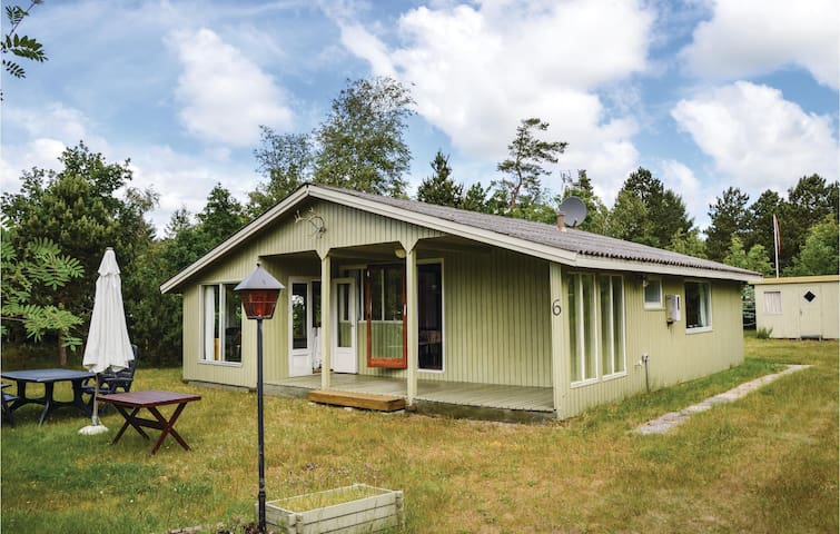 Holiday cottage with 2 bedrooms on 58 m² in Vig