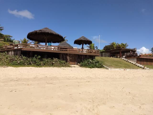 SUÍTE 5 - POUSADA VERAMAR - frente praia