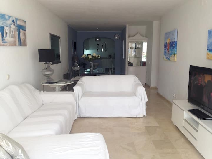 intera casa/apt a Marbella,Nueva Andalusia