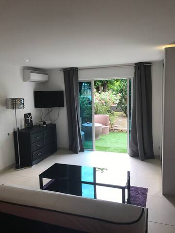 Chambre d'hôtes a POINTE MILOU - Gustavia - Villa
