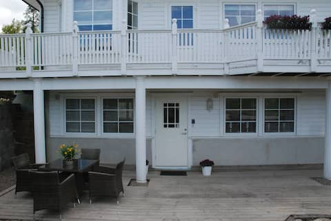 Nice apartment at a nice price + free parking/wifi