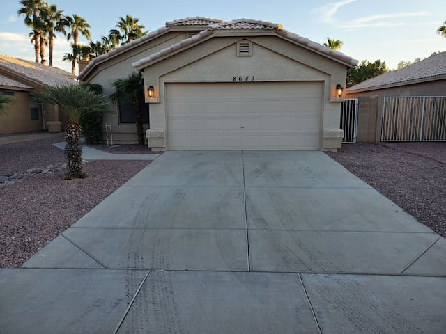 Amazing 4bd Private Home - Spring Training Too