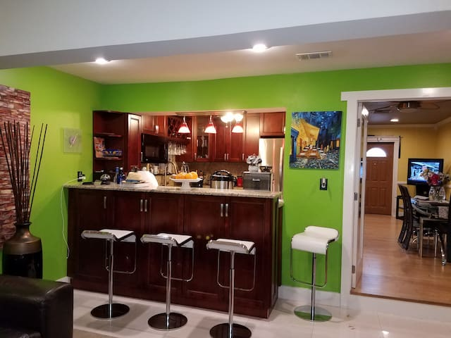 Hollywood-Fort Lauderdale vacation residence - Dania Beach - House