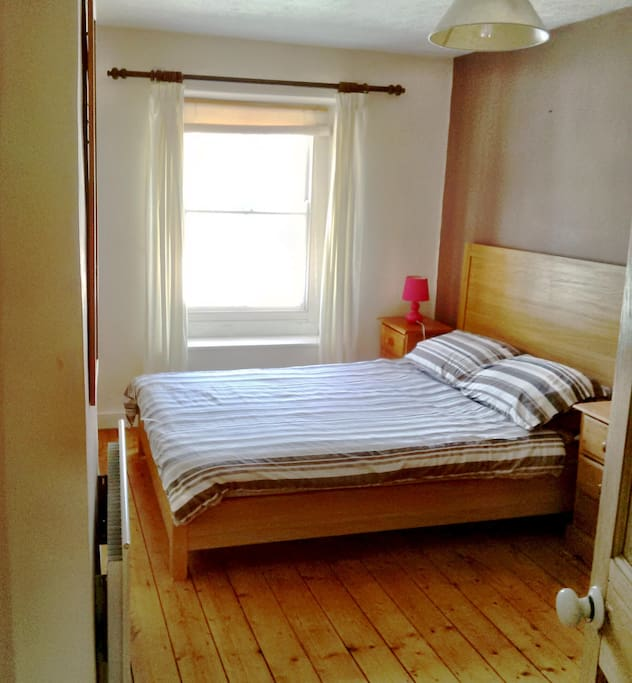 Double bedroom on second floor