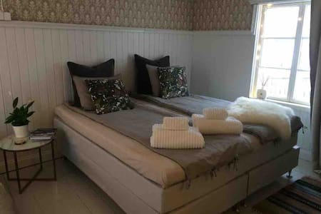 Naantali Old Town Cozy Guesthouse with Sauna