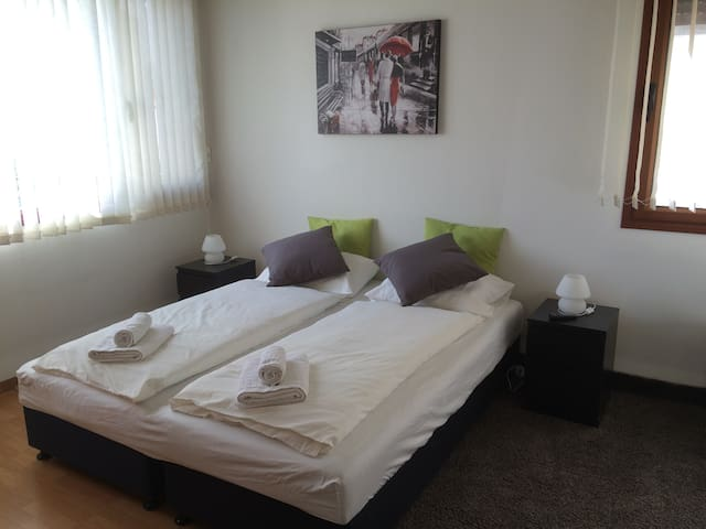 Miriam two levels Family apartment 4 beds - Nazareth - Pis