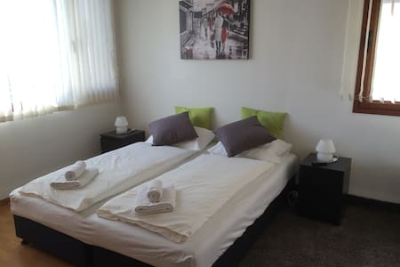 Miriam two levels Family apartment 4 beds - Nazareth - Bed & Breakfast