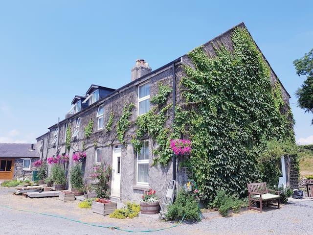 Pantglas Farm Cottage
