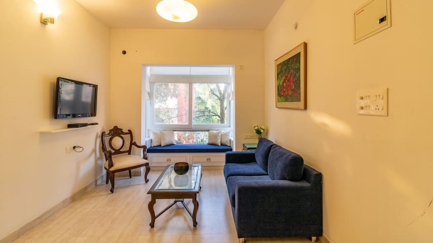 Mayfair Studio | 4 Mins to Uddo Beach