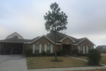 Home perfect for the Big Game! - Manvel - Talo