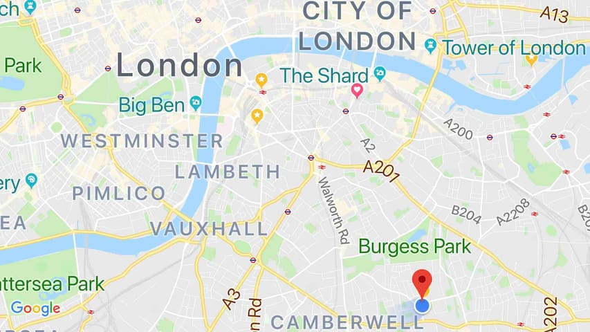 We are very central to London and integrated to transport ideal for tourists and those working in central or south, south west and south east London.