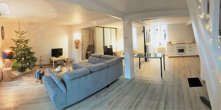 Chambre privée A31 Axe Nancy-Metz