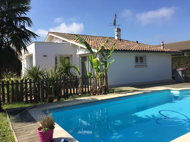 Maison avec piscine privée - Saint-Paul-lès-Dax - Dom