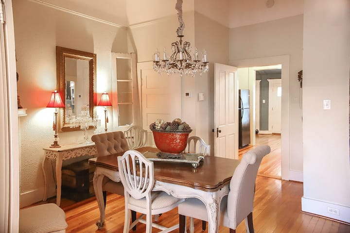 Howard Landing - Charming cottage, French twist