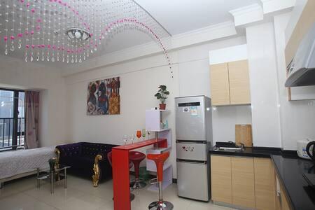 琶洲 精美公寓 楼下即地铁 拎包入住 - Canton - Appartement