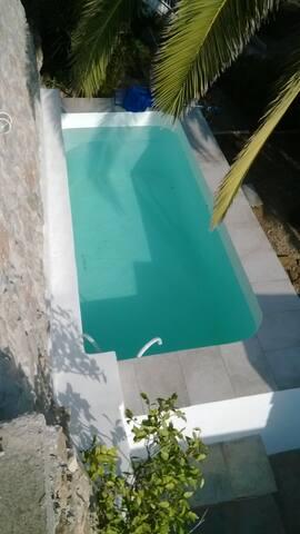 Une villa dans les Cyclades/Grèce