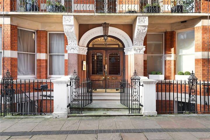 Kensington spacious flat - Londres