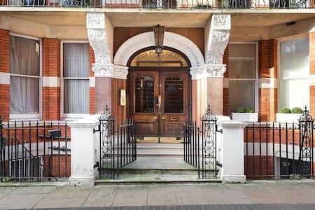 Kensington spacious flat - London - Lejlighed