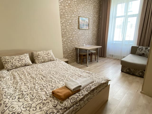 One bedroom apartment (№4 of 4 in mini hotel)