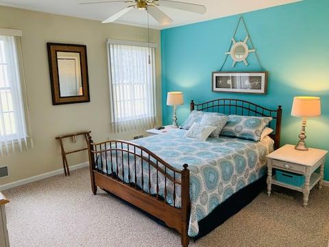 Окремі апартаменти з однією спальнею на пляжі