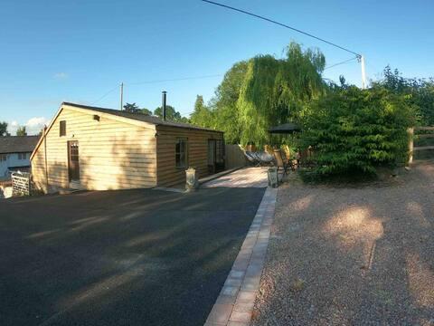 The Annex @ Church House, Near Ludlow.