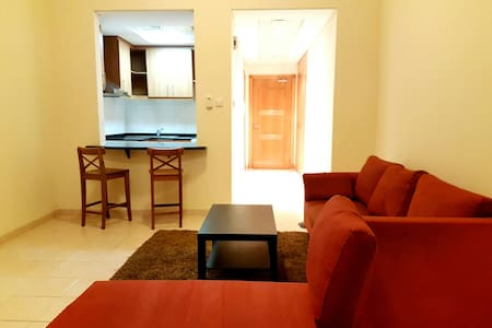 Fully Furnished Studio Apartment - Dubai