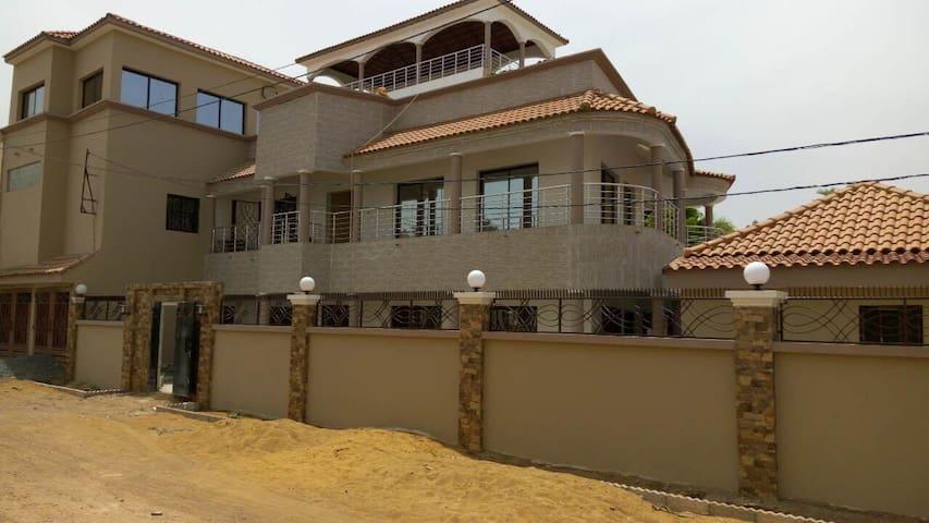 Villa wafa - ancien logement d'ambassadeur