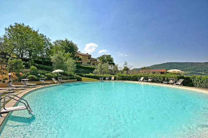 Ciliegio 4 - Holiday Rental with pool near Florence, Tuscany
