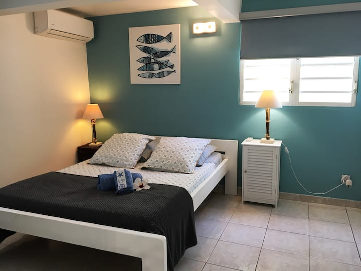Appartement style Caribeen