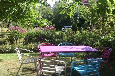 Wohnen & Garten mitten in der Stadt - Tangermünde