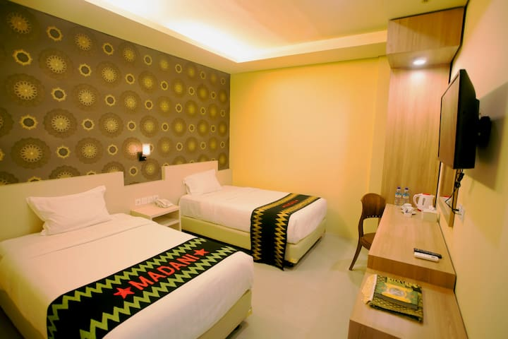 Superior Room @ Grand Madani Hotel