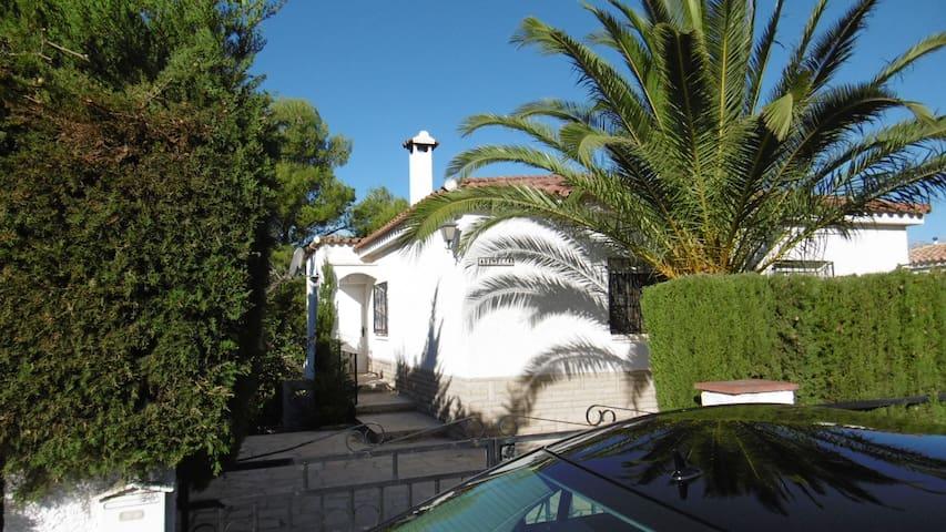 Charmante maison de vacances à 300m de la plage - Pinós de Miramar - Huis