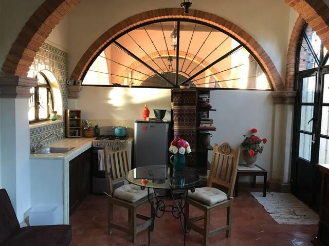 Studio Casita in San Miguel de Allende, MX