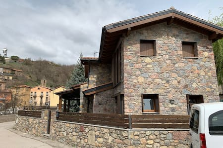 Magnífica casa en La Cerdanya.