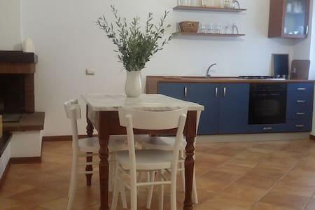 Piccolo appartamento in collina - Spoleto - Leilighet