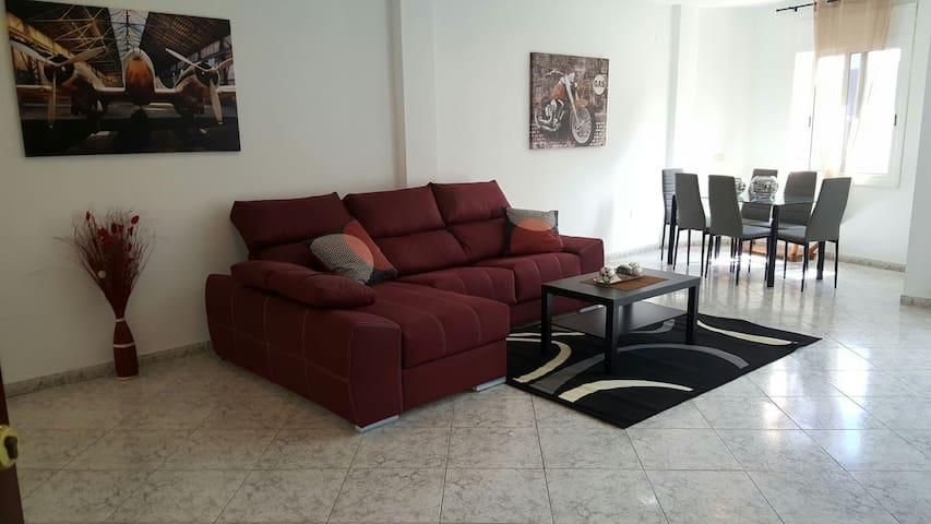 Fantastica casa en Güímar con terraza - Güímar - Dom