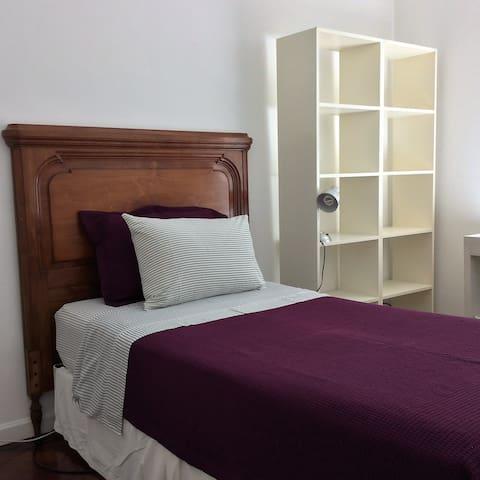 Comodo cuarto grande y apacible! - Buenos Aires - Apartamento